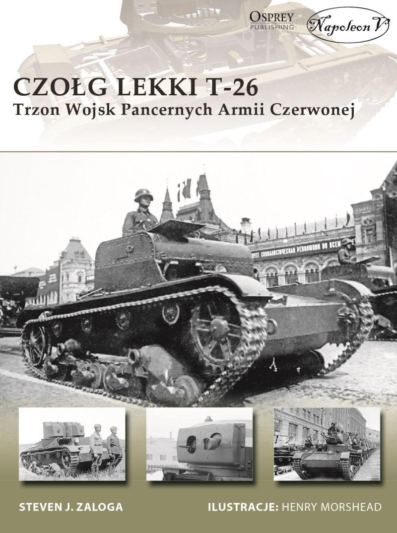 Czolg lekki T-26 PDF