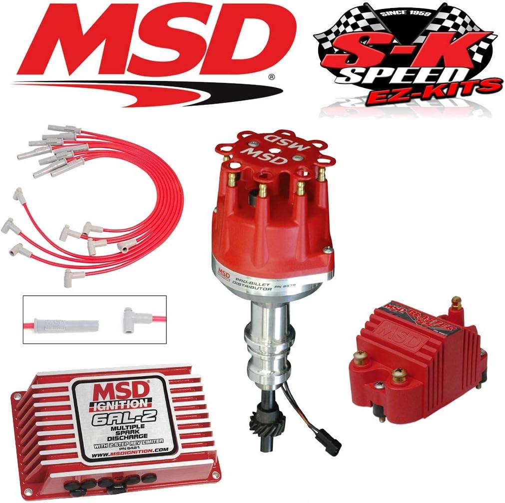 Msd Digital 6a Wiring Harnes