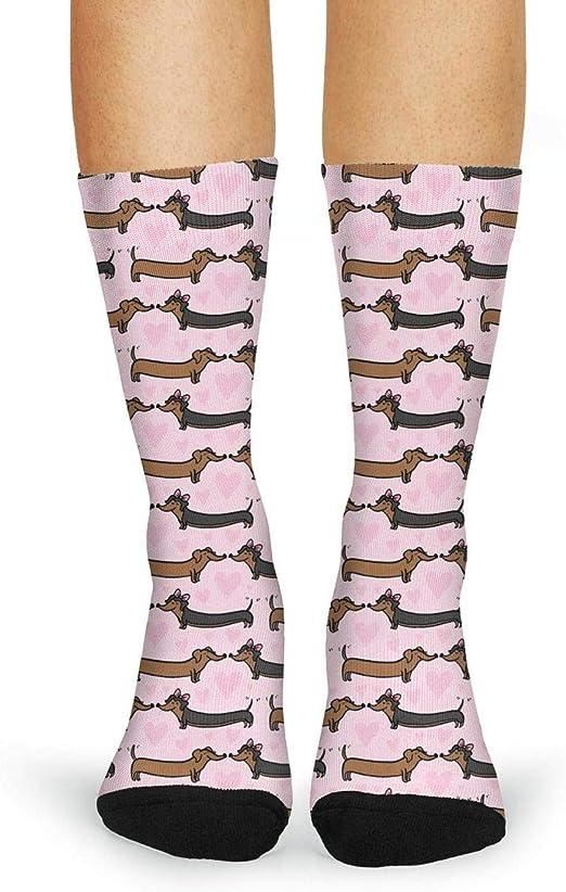 Funky Feet Fashions Pink Dog Long Sleeve Top