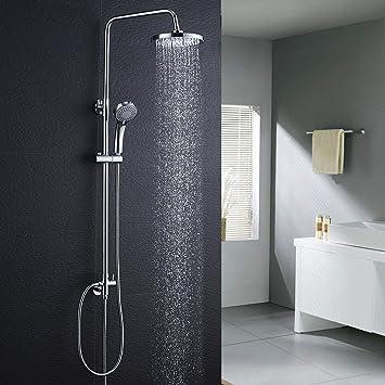 baño Columna de ducha, columna de mezclador sistema de ducha ...