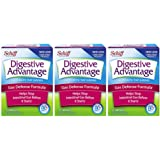 Digestive Advantage Gas Defense Probiotic, 32 Capsules (Pack of 3)