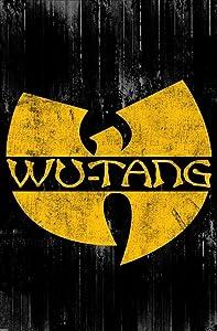 Pyramid America Wu Tang Clan Logo Music Cool Wall Decor Art Print Poster 24x36