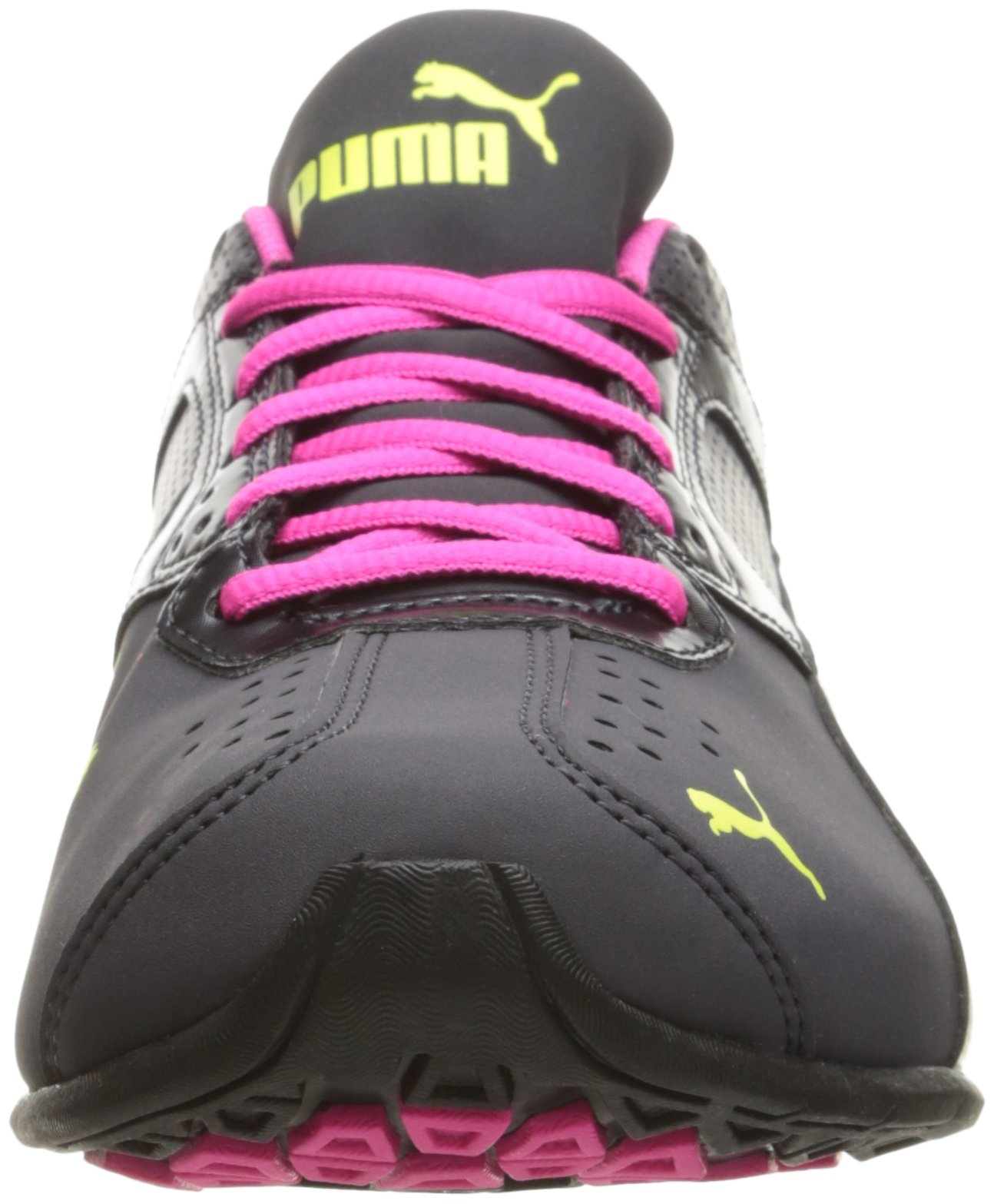 PUMA Women's Tazon 6 WN's fm Sneaker Periscope Silver-Pink glo, 6 M US by PUMA (Image #4)