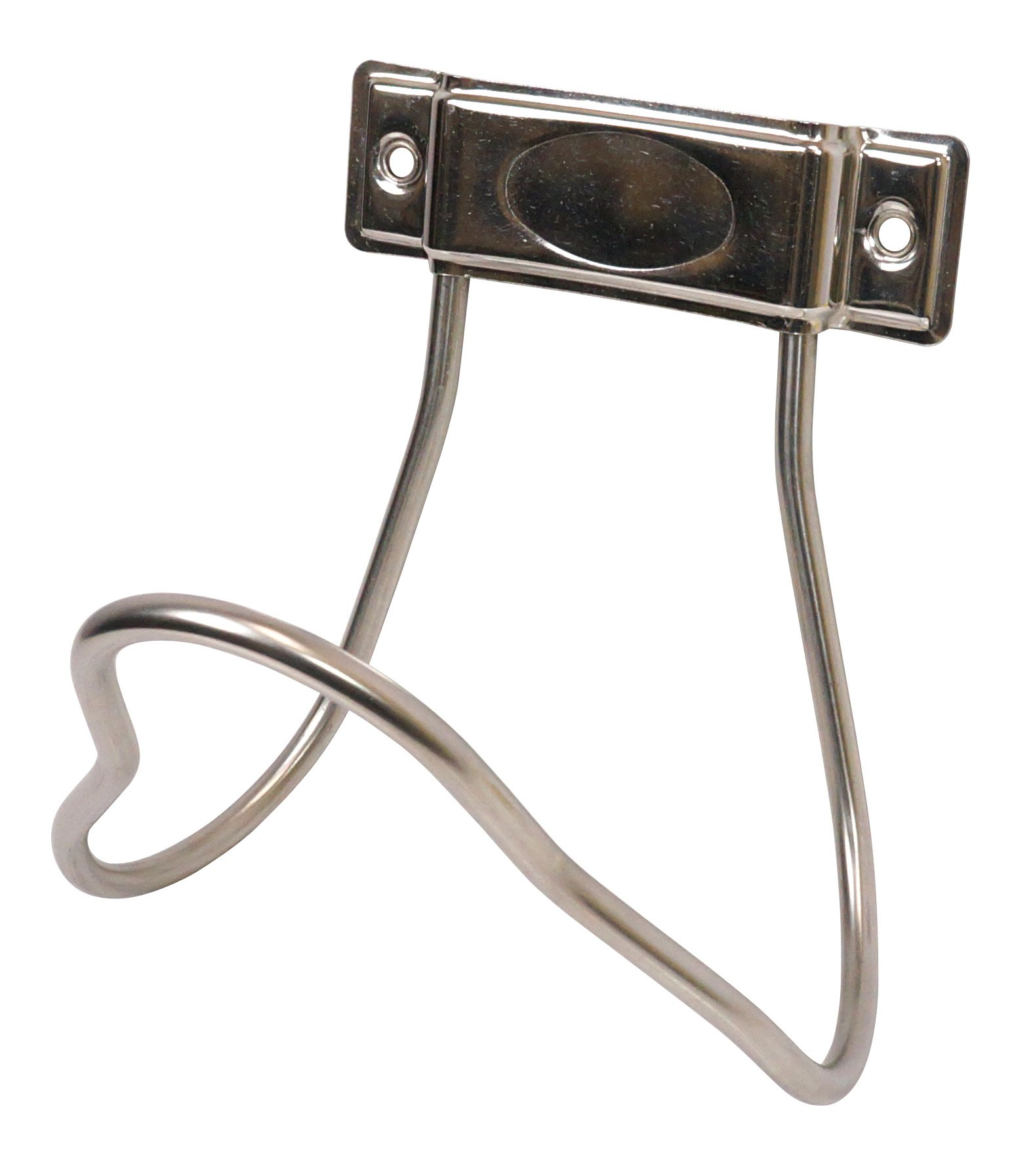 Clayton 650-008 Tough Duty Hose Hanger Holder, Medium, Silver by CLAYTON