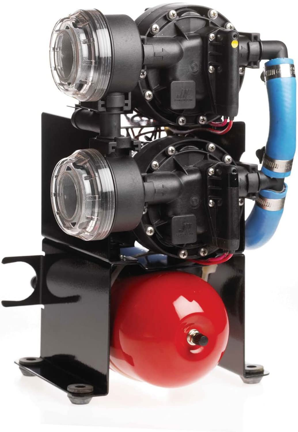 Johnson Pumps 10-13409-02 Aqua Jet Duo WPS 10.4 Water Pressure Pump System, 24V