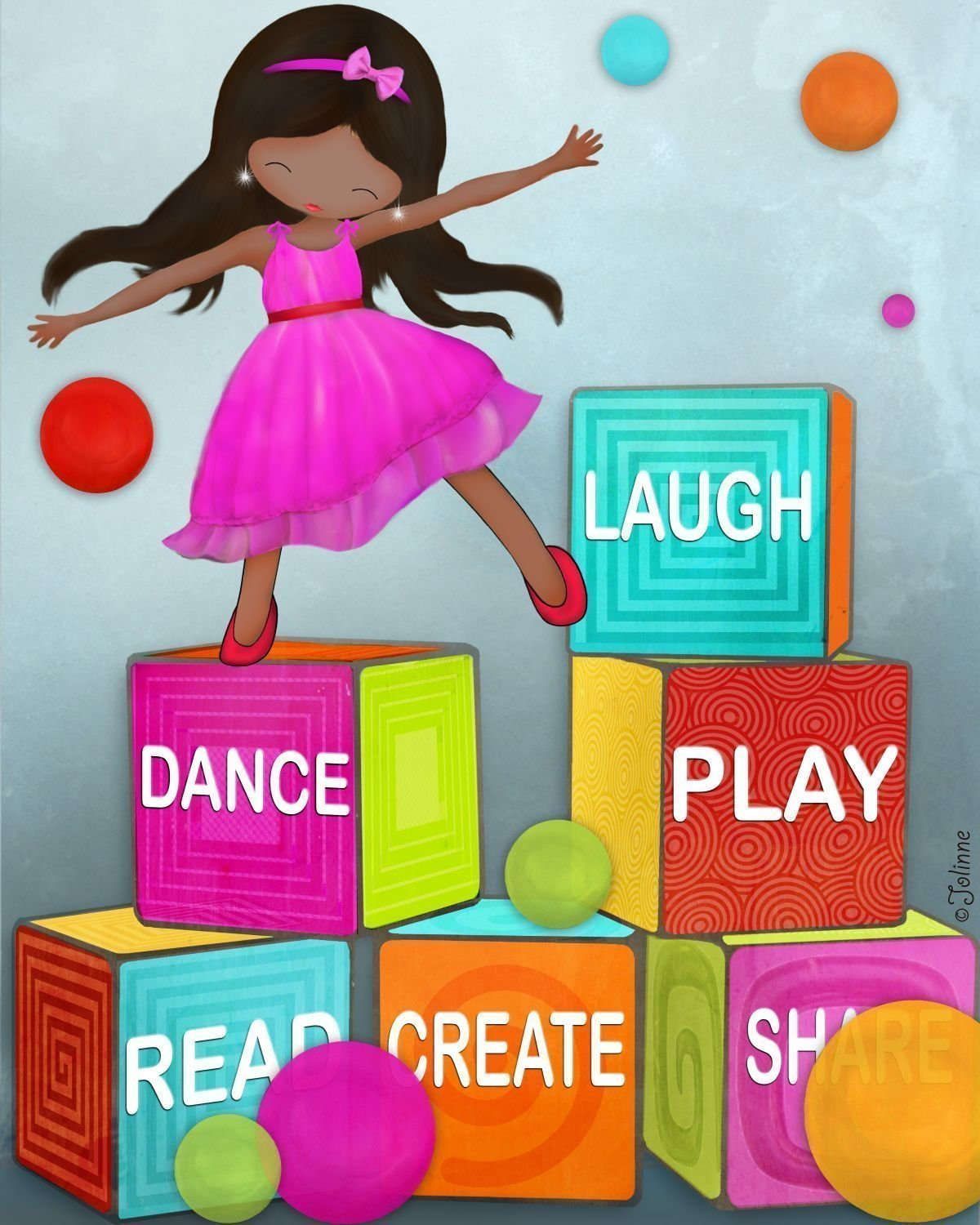 amazon com kids playroom wall pictures colorful girls room art amazon com kids playroom wall pictures colorful girls room art posters for children s space unframed set of 4 prints 8 x10 11 x14 personalized