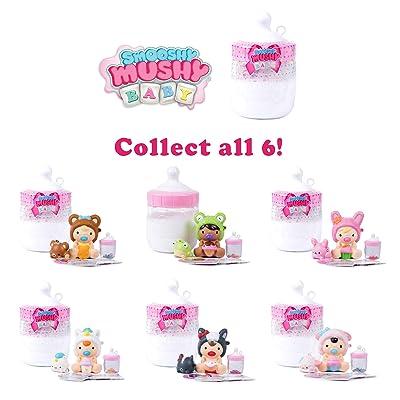 Smooshy Mushy Babies (6 pc PDQ): Toys & Games [5Bkhe1403515]