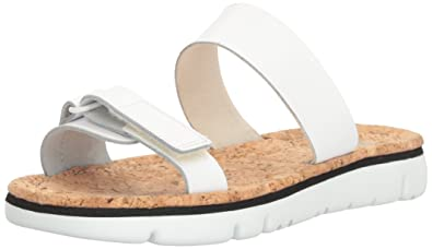 Camper Women s Oruga K200158 Slide Sandal White 35 EU 5 ... ef9daa96566