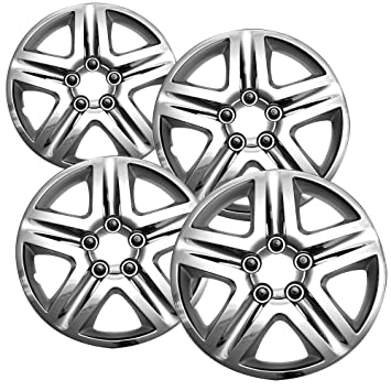 Amazon Com Hub Caps For 06 11 Chevrolet Impala Pack Of 4 Wheel