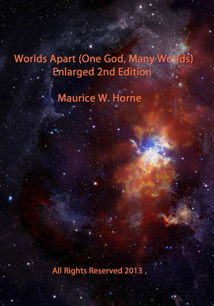 Read Online Worlds Apart (One God, Many Worlds) Enlarged 2nd Edition pdf epub