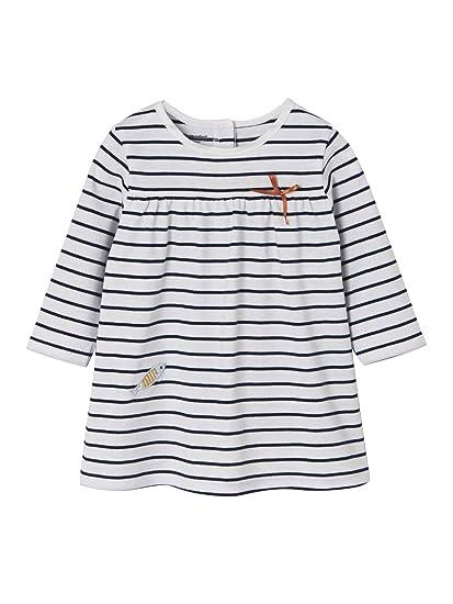 VERTBAUDET Conjunto de 2 prendas estilo marinero con ...