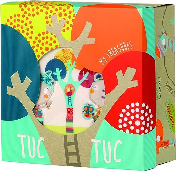 Tuc Tuc 03530 - Caja de tesoros, diseño african routes: Amazon.es: Bebé