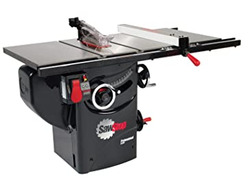 Sawstop pcs31230 pfa30 3 hp professional cabinet saw assembly with sawstop pcs31230 pfa30 3 hp professional cabinet saw assembly with 30 inch premium greentooth Image collections