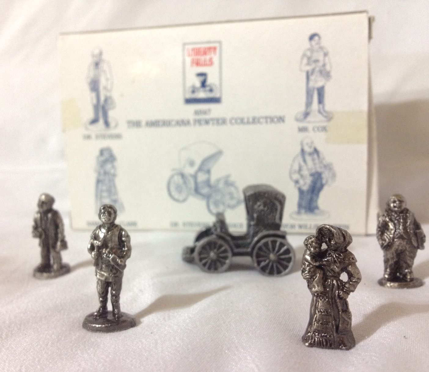 Liberty Falls The American Pewter Collection AH47