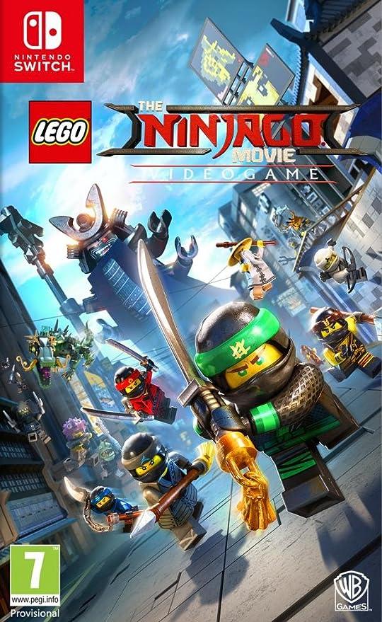LEGO NINJAGO, le film: le jeu vidéo - Nintendo Switch [Importación ...