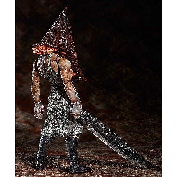 TOYWorld Figma SP055 Silent Hill 2 la Cabeza del triángulo ...