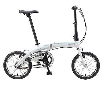 Dahon Faltrad CURVE i3 3 Gang Cloud 16 Zoll Weiß Klapp Fahrrad Faltrahmen Aluminium Shimano Nexus