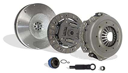 Clutch Kit And Flywheel Works With Ford Ranger Explorer Mazda B4000 Sport XL XLT FX4 Base
