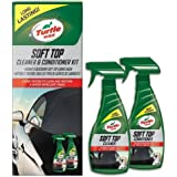 Turtle Wax 51772 All in One Soft Top Convertible Cleaner & Protector