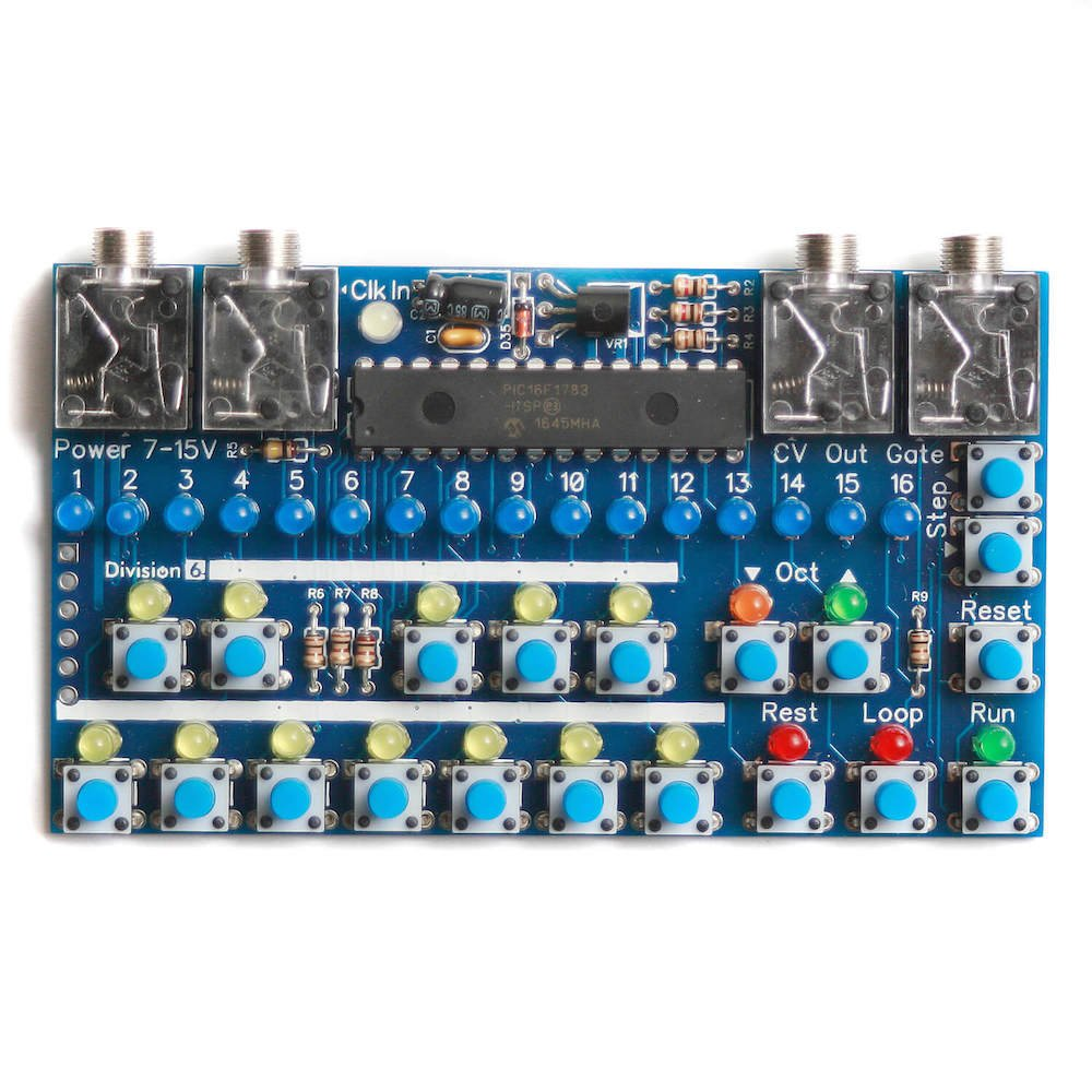 Division 6 Business Card Sequencer Kit