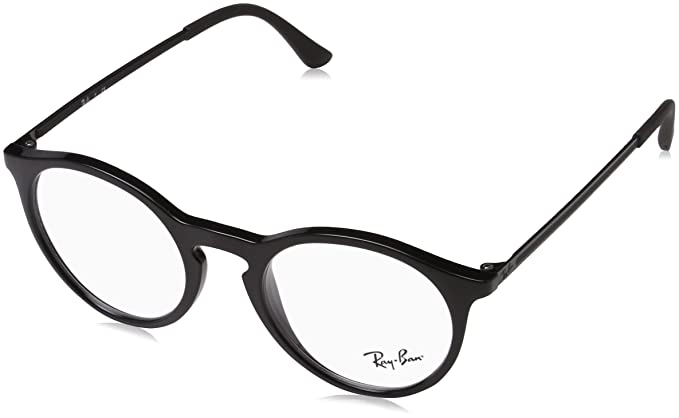 82747f47ae Image Unavailable. Image not available for. Colour  Ray-Ban Full Rim Phantos  Men s Spectacle Frame ...
