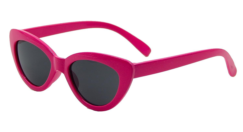 ASVP ® Shop Mädchen Jungen Kinder-Sonnenbrille Wayfarer, Spiegel spiegelnd für Kinder Mädchen