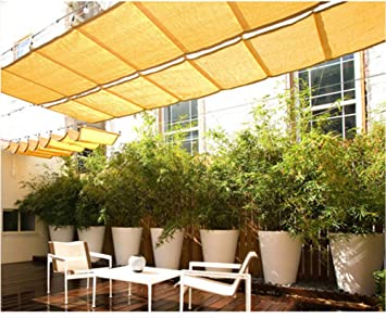 Ommda Toldo Vela Rectangular 95% Protector Solar toldos terraza ...
