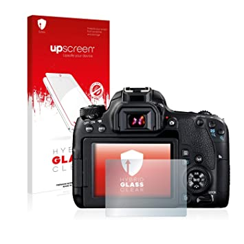 upscreen Protector Pantalla Cristal Templado Compatible con Canon ...