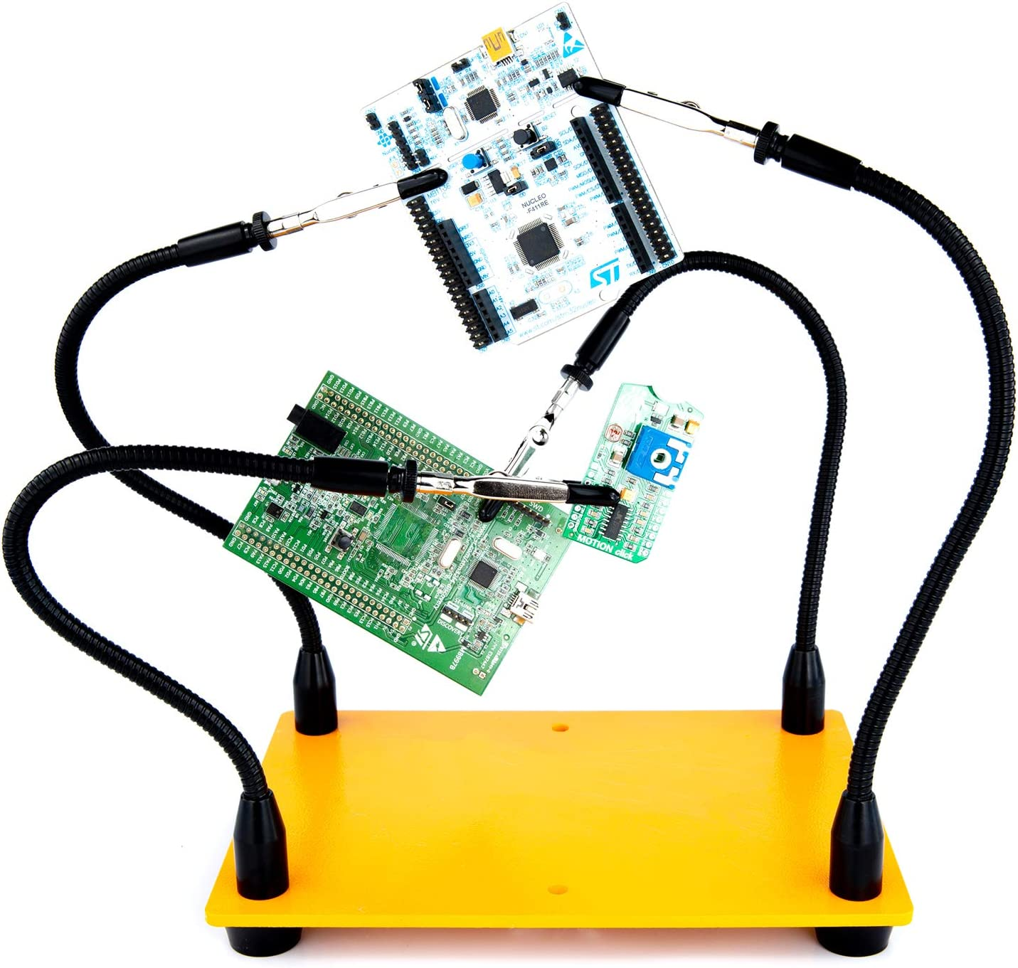 Asistente de soldadura p/ componentes electronicos o joyeria