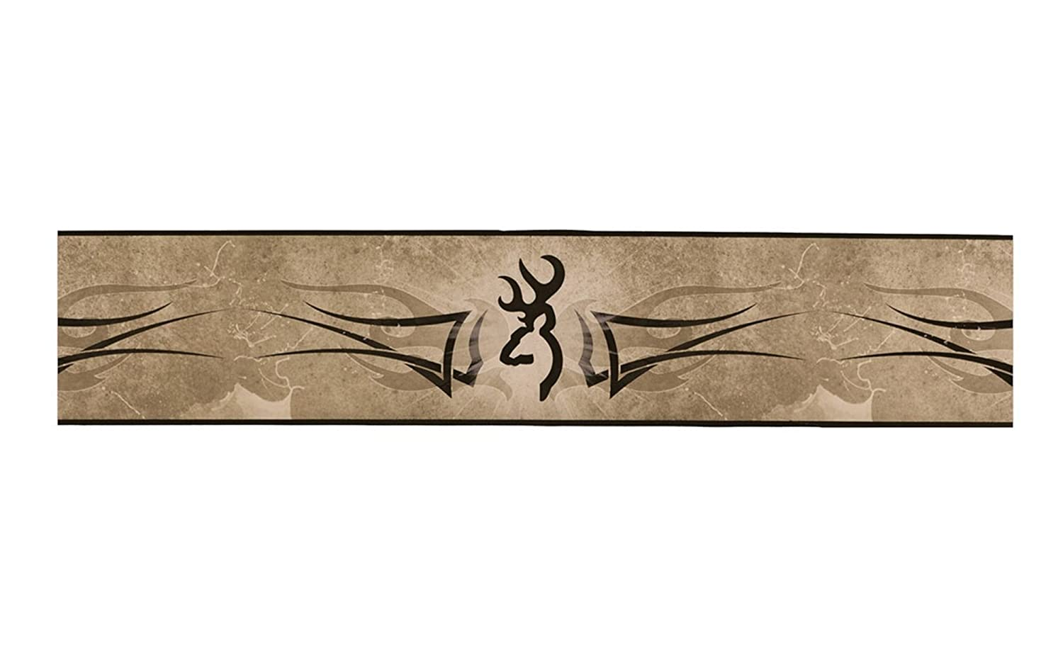 Amazon.com: Licensed Browning Buckmark Abstract Wallpaper Border Bed ...