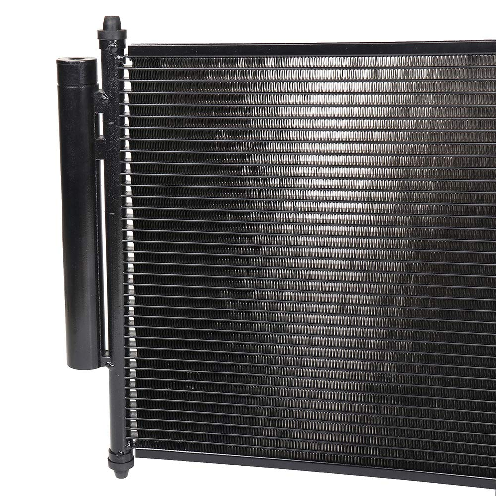 SCITOO AC A//C Condenser Compatible with 1993 1994 1995 1996 1997 1998 1999 GMC P3500 AC3295