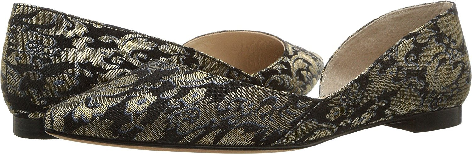 Marc Fisher Frauen SUNNY4 Ballerinas, Flach37 EU|Blue Fabric