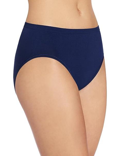 7c3e17121ef9 Vanity Fair Women's Seamless Hi-Cut Panty 13211: Amazon.ca: Clothing ...