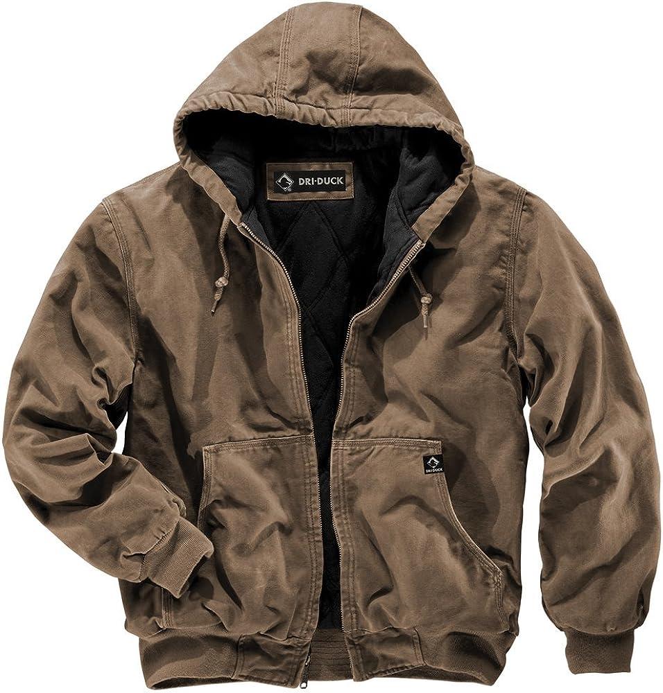 DRI Duck Men's Cheyenne Jacket Coat: Clothing