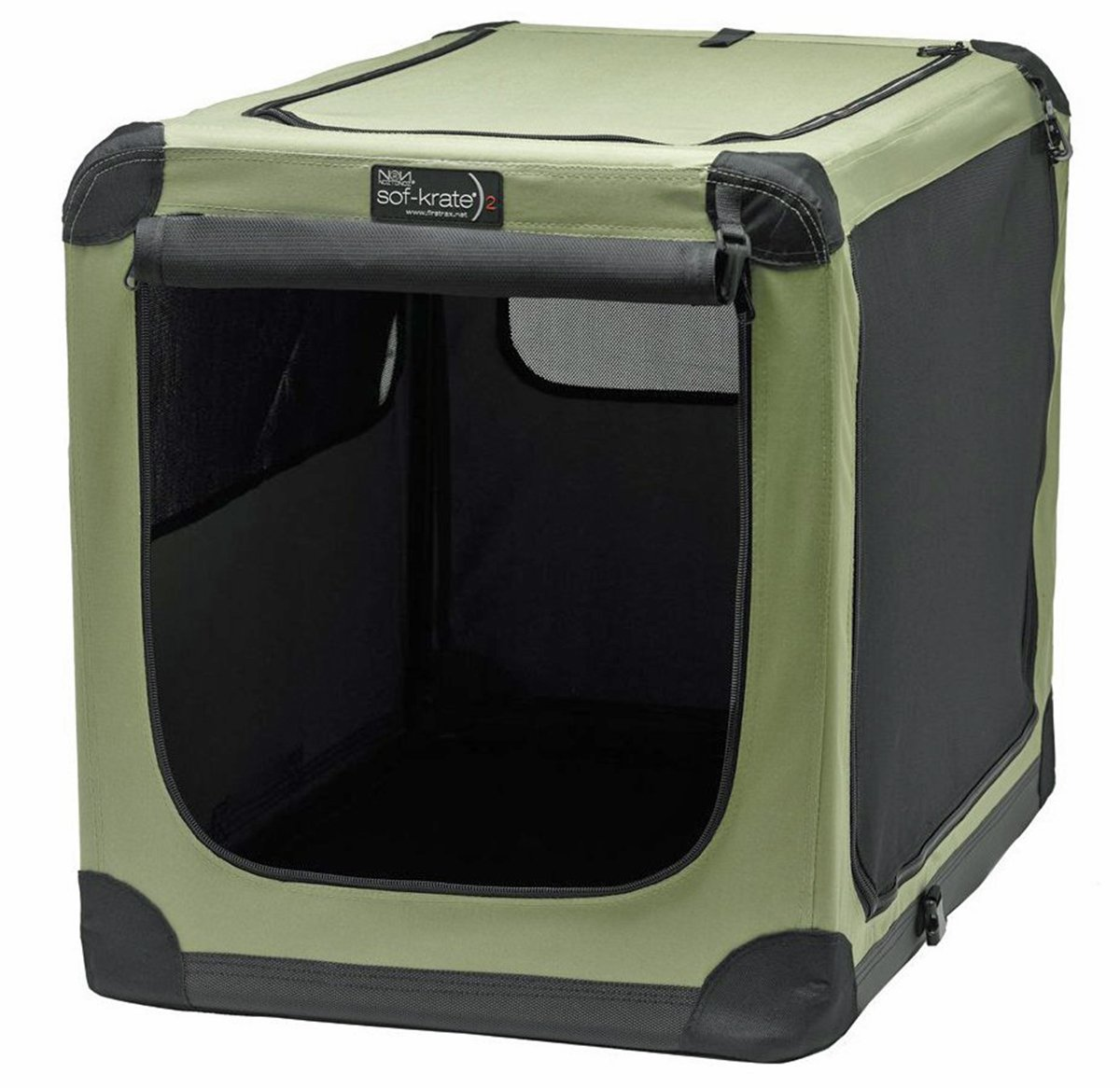 Noz2Noz Soft-Krater Indoor and Outdoor Crate for Pets by Noz2Noz
