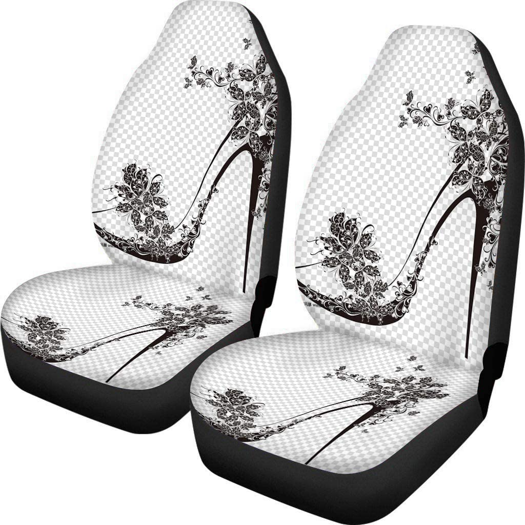 Dreaweet Dragon Printed Car Seat Covers Auto Seat Cushion Protective Pad Anti Slip Dust Proof Interior Auto Accessories for Truck Sedan SUV /& Jeep