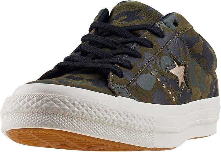 Star Ox Nubuck Fitness Shoes