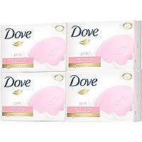 Dove Beauty Cream Bar Pink, 135g (4 Pack)