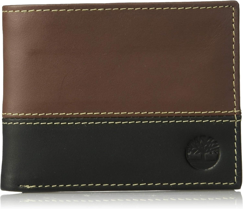 Timberland Men's Hunter Colorblocked Passcase
