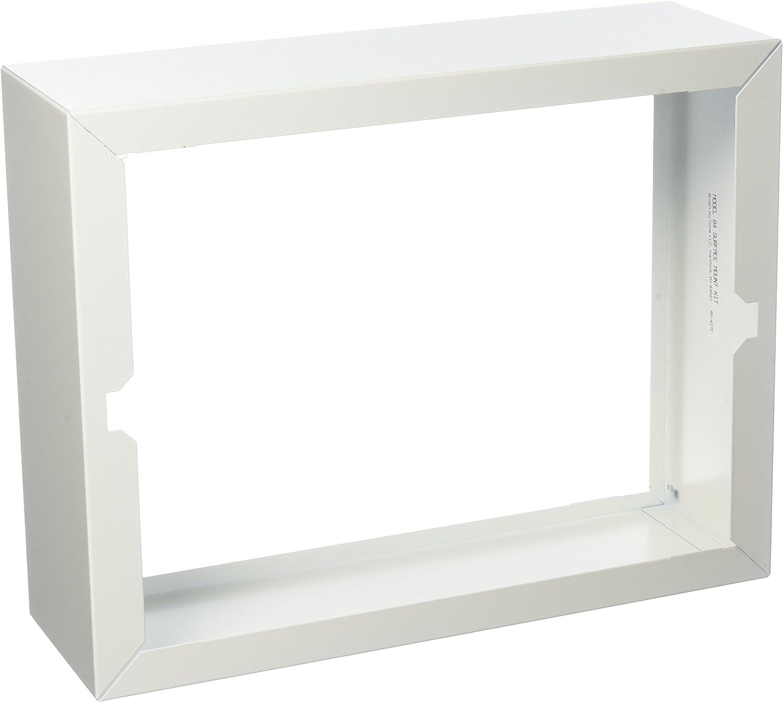 Broan 84 Surface Mount Kit White enamelled steel For Broan Comfort-Flo Wall Heaters
