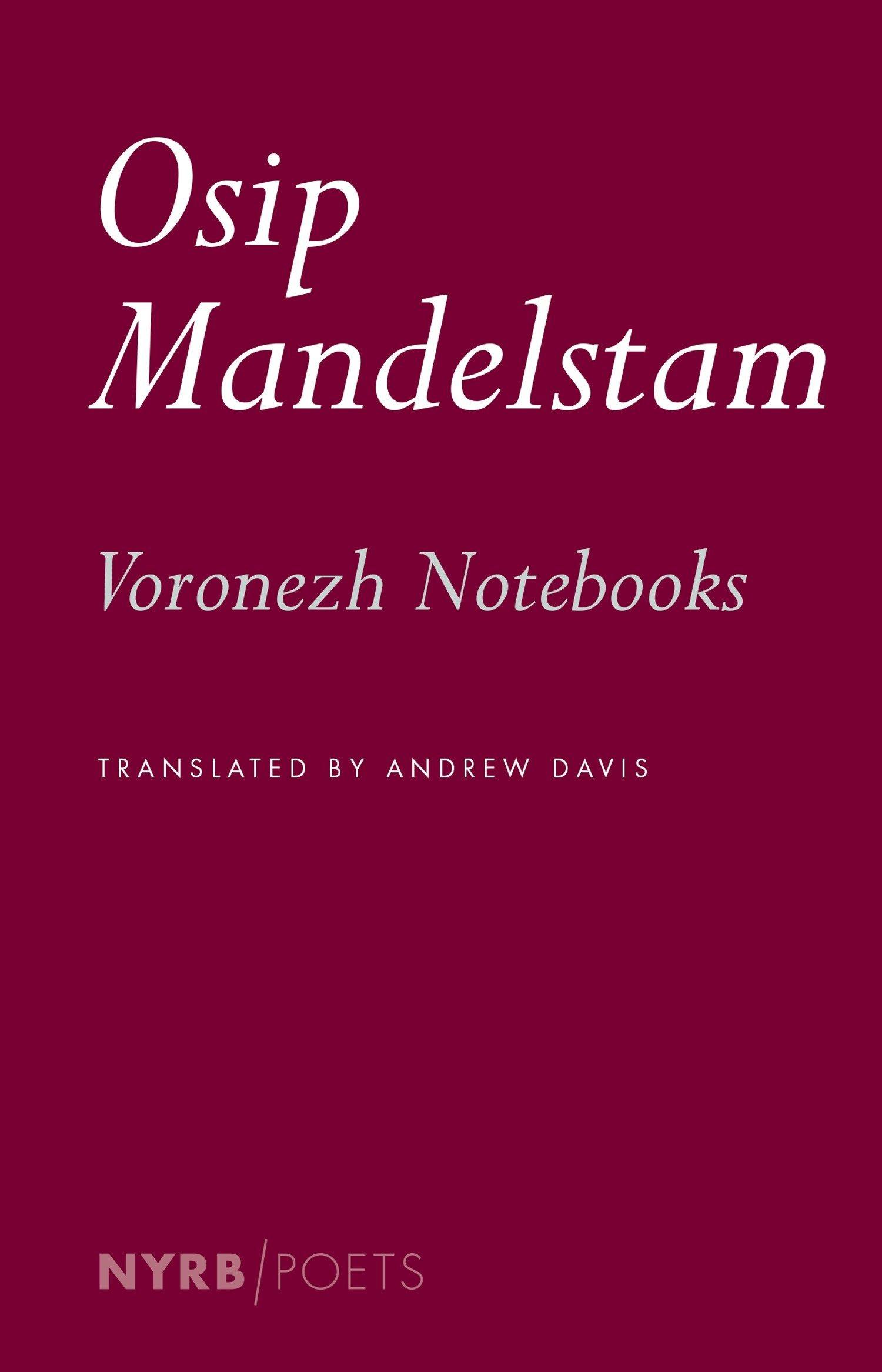 Download Voronezh Notebooks (NYRB Poets) ebook