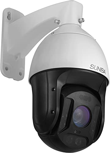 SUNBA 25X Optical Zoom 3MP IP PoE Outdoor PTZ Camera