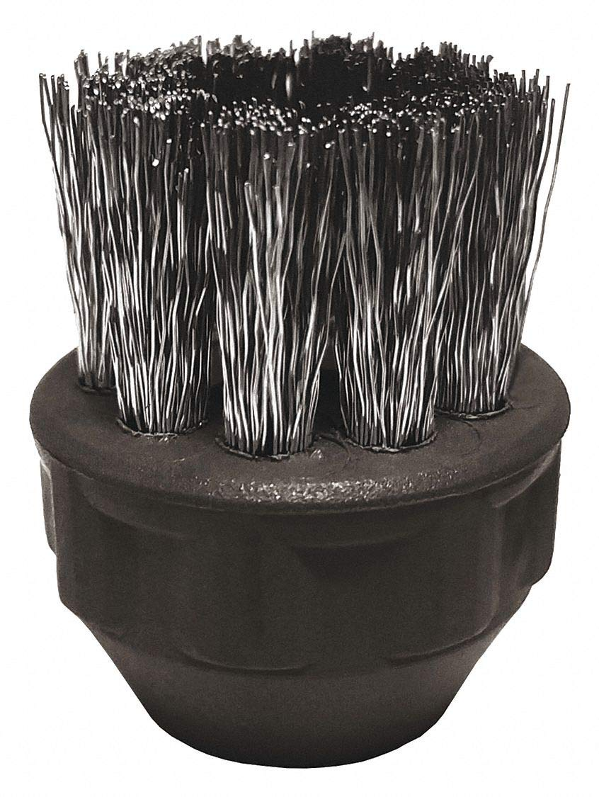 Circular Stainless Steel Brush, For Use With Mfr. No. EAG LG-20-208-SF, EAG LG-20-240-SF, EAG LG-20-