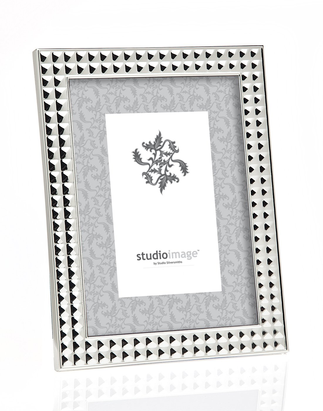 Philip Whitney 4x6 Silver Spike Frame: Amazon.co.uk: Kitchen & Home