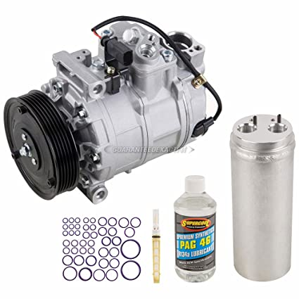 Amazon.com: AC Compressor w/A/C Repair Kit For Audi A4 Quattro & A4 - BuyAutoParts 60-81215RK NEW: Automotive