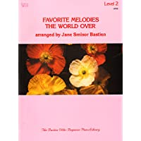 Favorite Melodies the World Over Level 2 (The