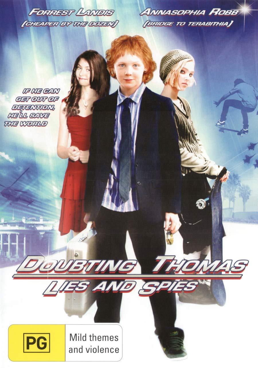 Amazon Com Doubting Thomas Lies And Spies Young Thomas Lies
