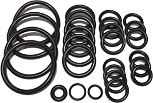 Cooling system radiator hose O ring set For BMW e53 X5 M62 4.4 4.6iS engine