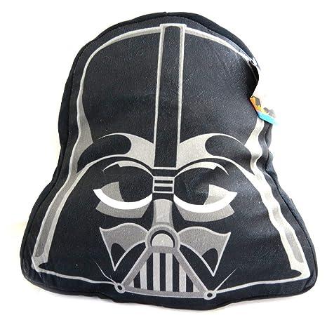 Forma felpa cojín Star Warsdark vador (36 cm).: Amazon.es ...