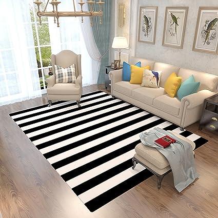 322654550d1e6 Amazon.com: Rug Nordic Carpet Living Room Coffee Table Sofa Bedroom ...